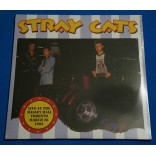 Stray Cats - Live At The Massey Hall  2 Lp  EU  2015 Lacrado